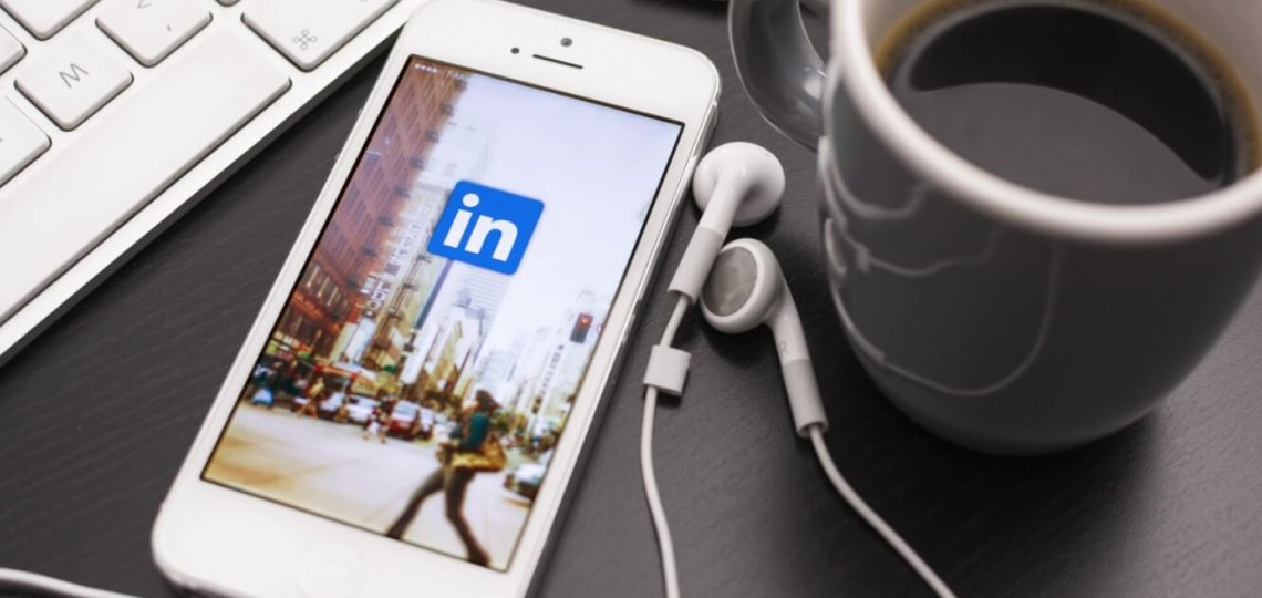Using LinkedIn to Build Network