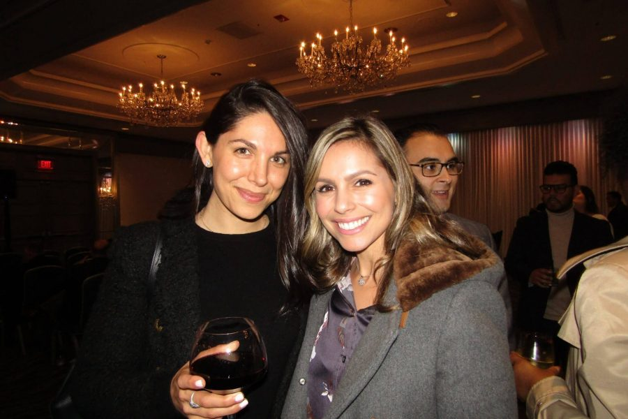 Alexa Steinberg and Alexis Gamliel