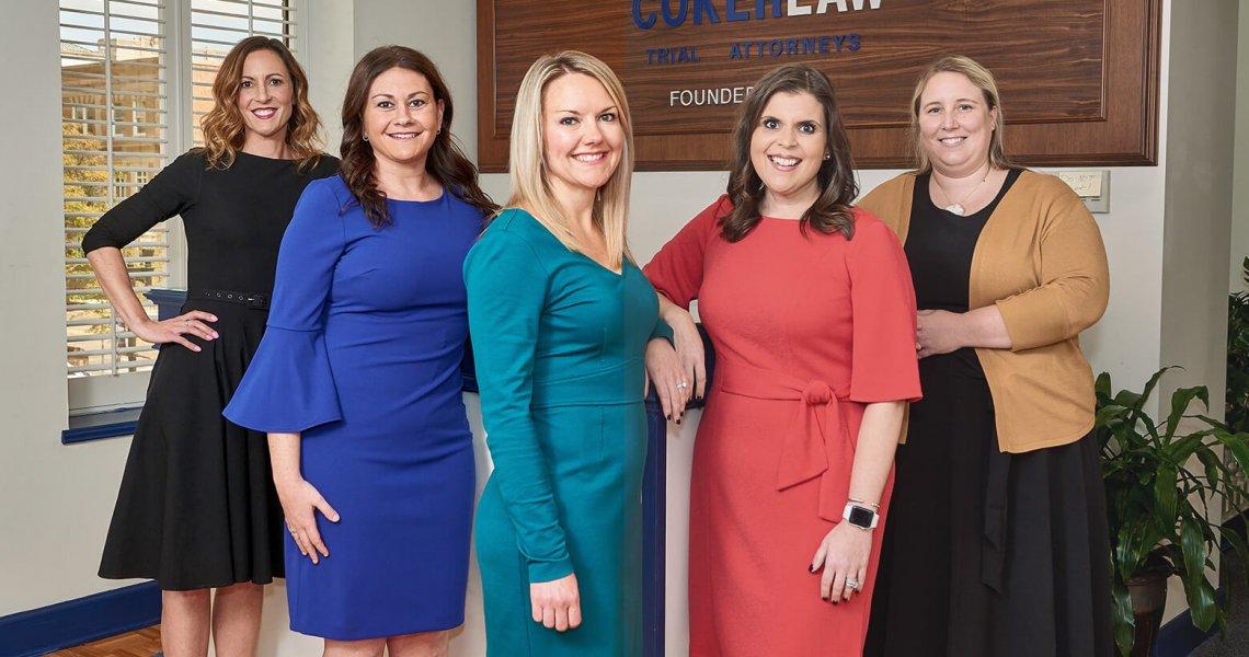 The women of Coker Law